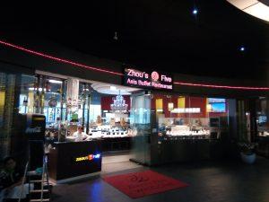 Zhou's Five - Berlin - MOA Bogen Center